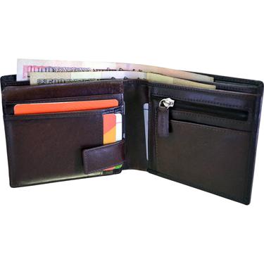 Arpera Leather Wallet for Men - Brown_12402337