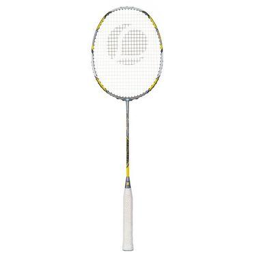 Artengo V Yellow Silver Badminton Racquet  - BR920