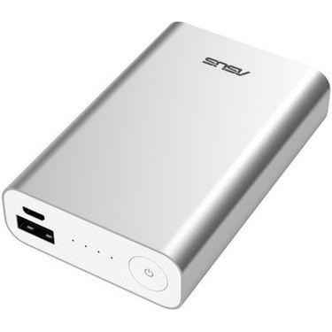 Asus Zen Power/Svr/IN 10050 mAh Poweer Bank - Silver
