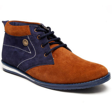 Bacca Bucci Genuine Leather Multicolor Casual Shoes -Bbmb3013K