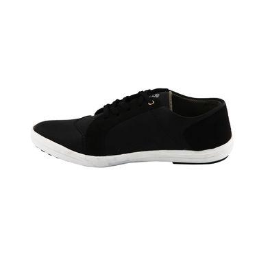 Bacca Bucci PU & suede  Casual Shoes  Bbmb3087A -black