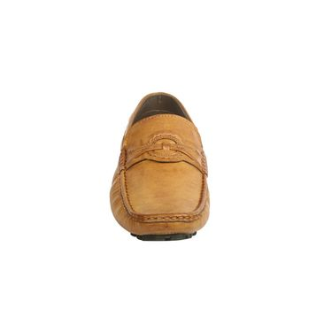 Bacca Bucci PU  Loafers Shoes  Bbmc4034D -Tan