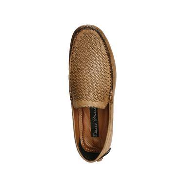 Bacca Bucci PU Beige Loafers -Bbmc4047E