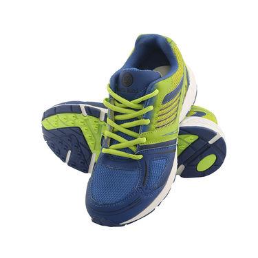 Bacca Bucci PU Green Sports Shoes -ntb8