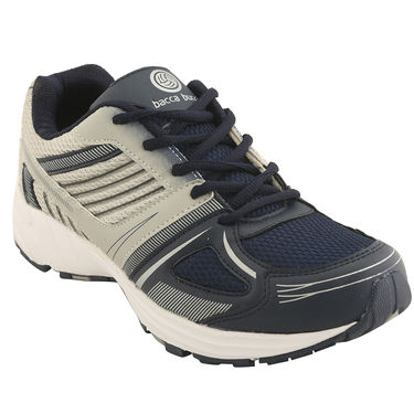 Bacca Bucci PU Grey Sports Shoes -ntb9