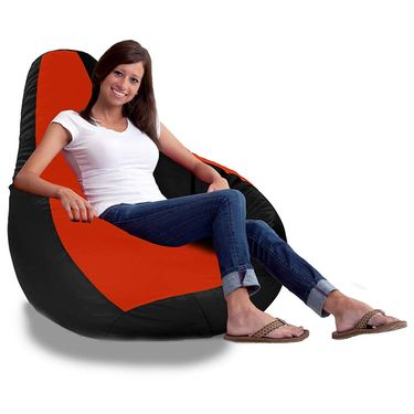 Set of-2 Storyathome_XXL Bean Bag Chair Cover Without Beans-BB_1401-1404