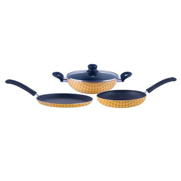 Brilliant Galaxia 4pc Nonstick Induction Based Cookware Set