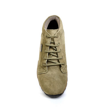 Bacca bucci Casual Shoes - Olive Green-3279