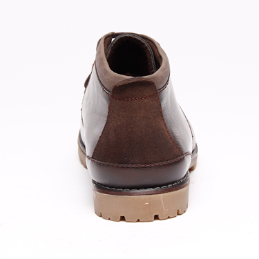 Bacca bucci Leather Casual Shoes - Brown-5564