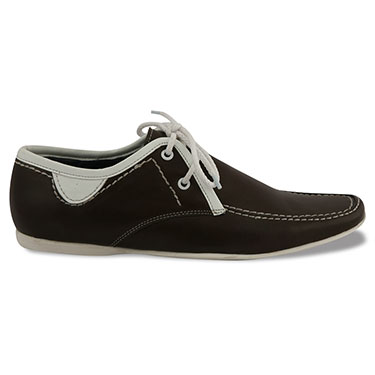 Bacca bucci  Faux Leather Casual Shoes - Brown