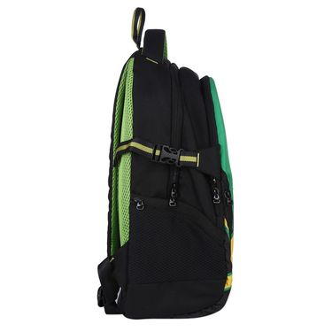 Be for Bag Poly Canvas Backpack Black -Blake