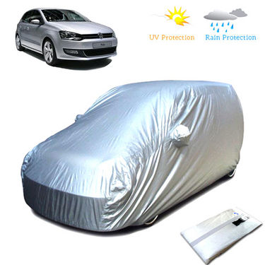Body Cover for Volkswagen Polo - Silver