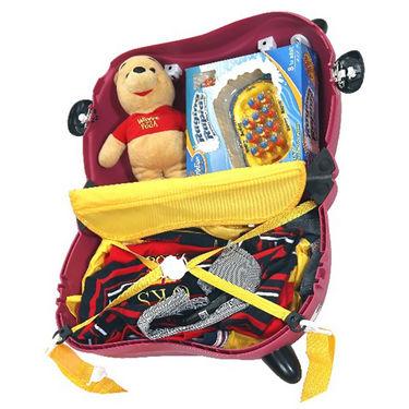 Bolsa Kids Special Handy Multipurpose Traveling Strolly - Purple Blue