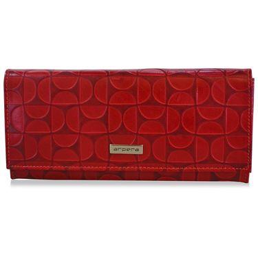 Arpera Red Ladies Wallet Ssa03