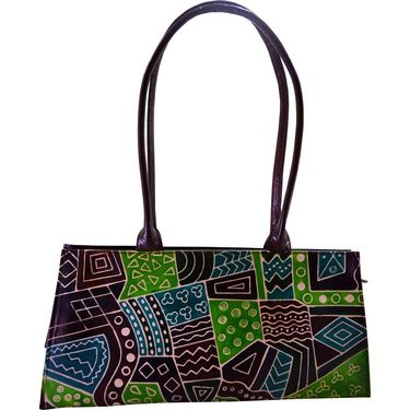 Arpera Multicolor Ladies Handbag Ssa09