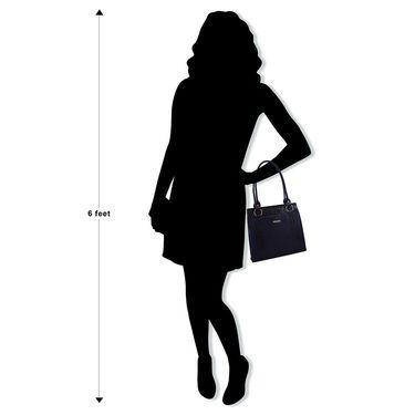 Arpera Blue Ladies Handbag Ssa24