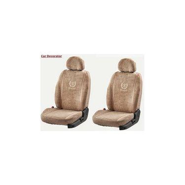 Car Seat Cover For Honda Amaze - Beige - CAR_01SC1BG127