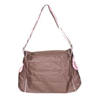 Wonderkids Baby Diaper Bag Brown
