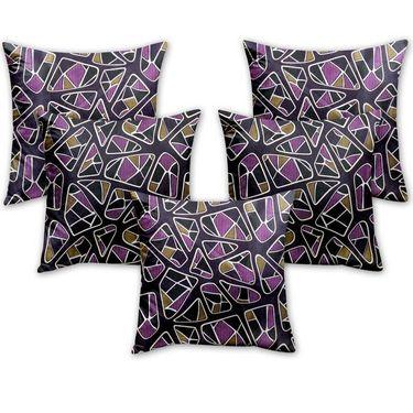 Set of 5  Designer Digital Print Cushion Cover -CH1030