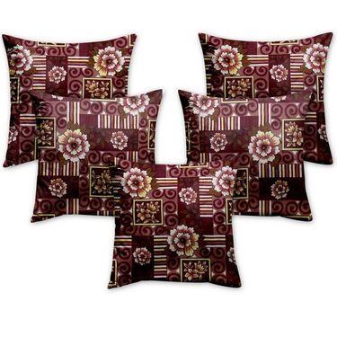 Set of 5  Designer Digital Print Cushion Cover -CH1038