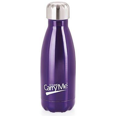 CarryMe Aqua Hot & Cold Flask 350 ml Bottle - Blue