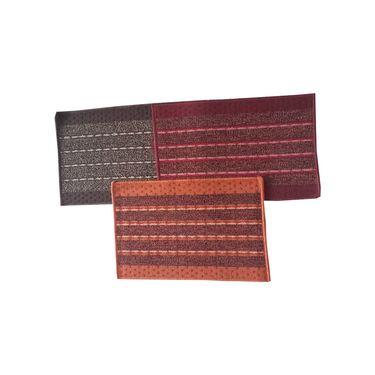 Valtellina Door Mats - (Slip resistant) Combo of 3-CO_DM3_13