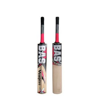 BAS Vampire (Size-SH) 12 Sixer English Willow Cricket Bat-Multicolor  - CRBEW