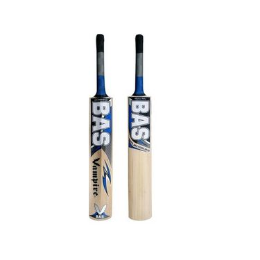 BAS Vampire (Size-SH) 25 Brig Power Drive Kashmir Willow Cricket Bat-Multicolor  - CRBKW