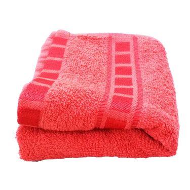 Carah Set of 3 Medium size Multicolor Towel CRH-TWL-M008