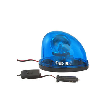 Car-Dec VIP Light Oval - Blue