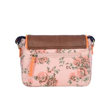 Be For Bag Canvas Cycling Clutch Pink -Claris