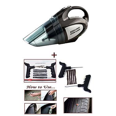 Coido 6133 12V Wet & Dry Cyclonic Power Car Vacuum Vaccum ...