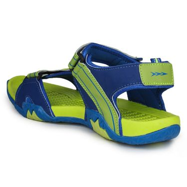 Columbus PU RBlue Casual Floaters -Ab-772