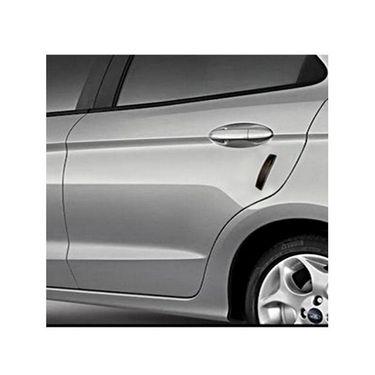 i-pop Simple Black Car Door Scratch Guard Protector ipop
