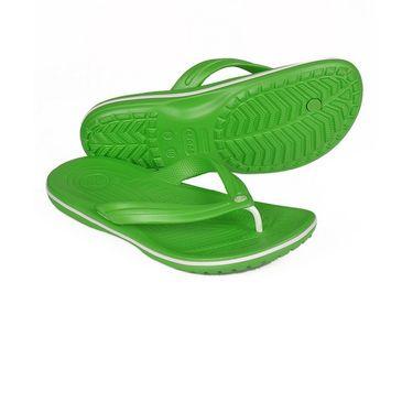 Crocs Green Flip Flops - oc04