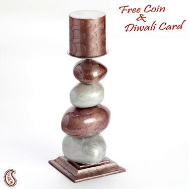 Aapno Rajasthan Designer Pillar Candle holder