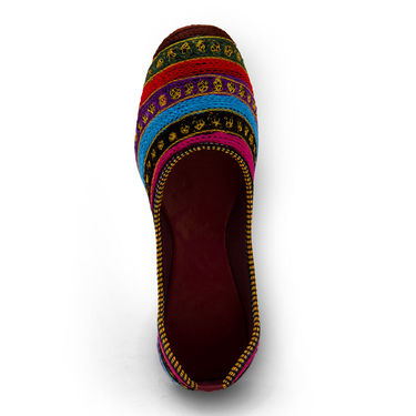 Branded Womens Bellies Multicolor -MO305