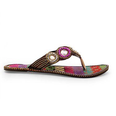 Branded Womens Sandal Multicolor -MO332