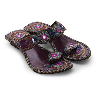 Branded Womens Sandal Multicolor -MO339