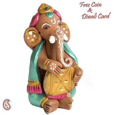 Beautiful Handcrafted Aarti Shagun Thali