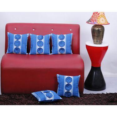 Set of 5 Dekor World Design Cushion Cover-DWCC-12-083