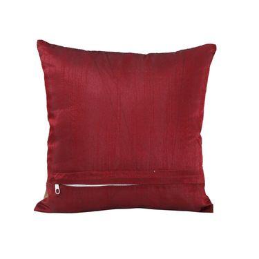 Dekor World Leaf Pattern Cushions Cover (Pack of 5)-DWCC-12-134-5