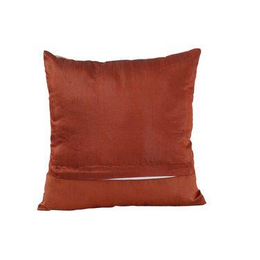 Dekor World Leaf Pattern Cushions Cover (Pack of 5)-DWCC-12-135-5