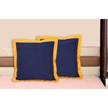 Set of 2 Dekor World Cotton Big Cushion Cover-DWCC-24-083