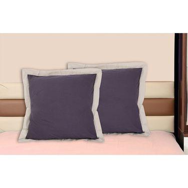Set of 2 Dekor World Cotton Big Cushion Cover-DWCC-24-084