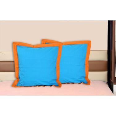 Set of 2 Dekor World Cotton Big Cushion Cover-DWCC-24-086