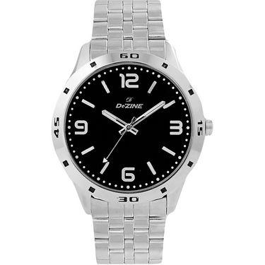 Combo of Dezine 2 Analog Watches + 1 Aviator Sunglasses_DZ-CMB100