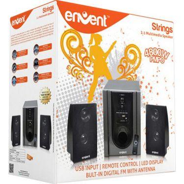 Envent Strings ET-SP21411 Laptop/Desktop Speaker