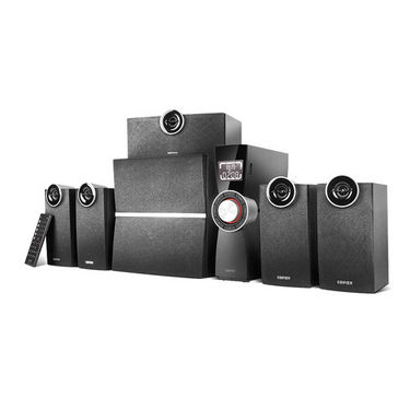 Edifier c6xd 5 1 multimedia speaker black available at for Window 5 nmat