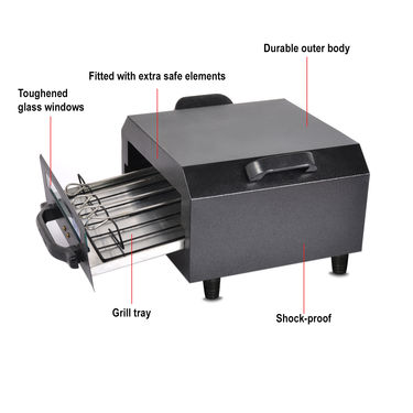 Electric Tandoor Combo